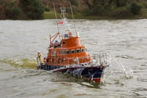 RNLB BP Forties - David McNair-Taylor