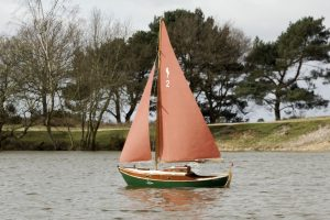 Purbrook Rossiter Heron - Edwin Metcalfe