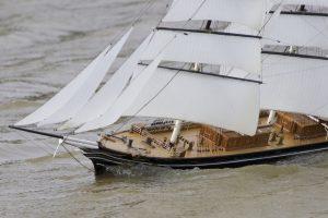 Salamis, Clipper ship