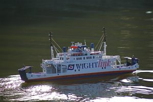 WightLink Cenred - Paul Nixon