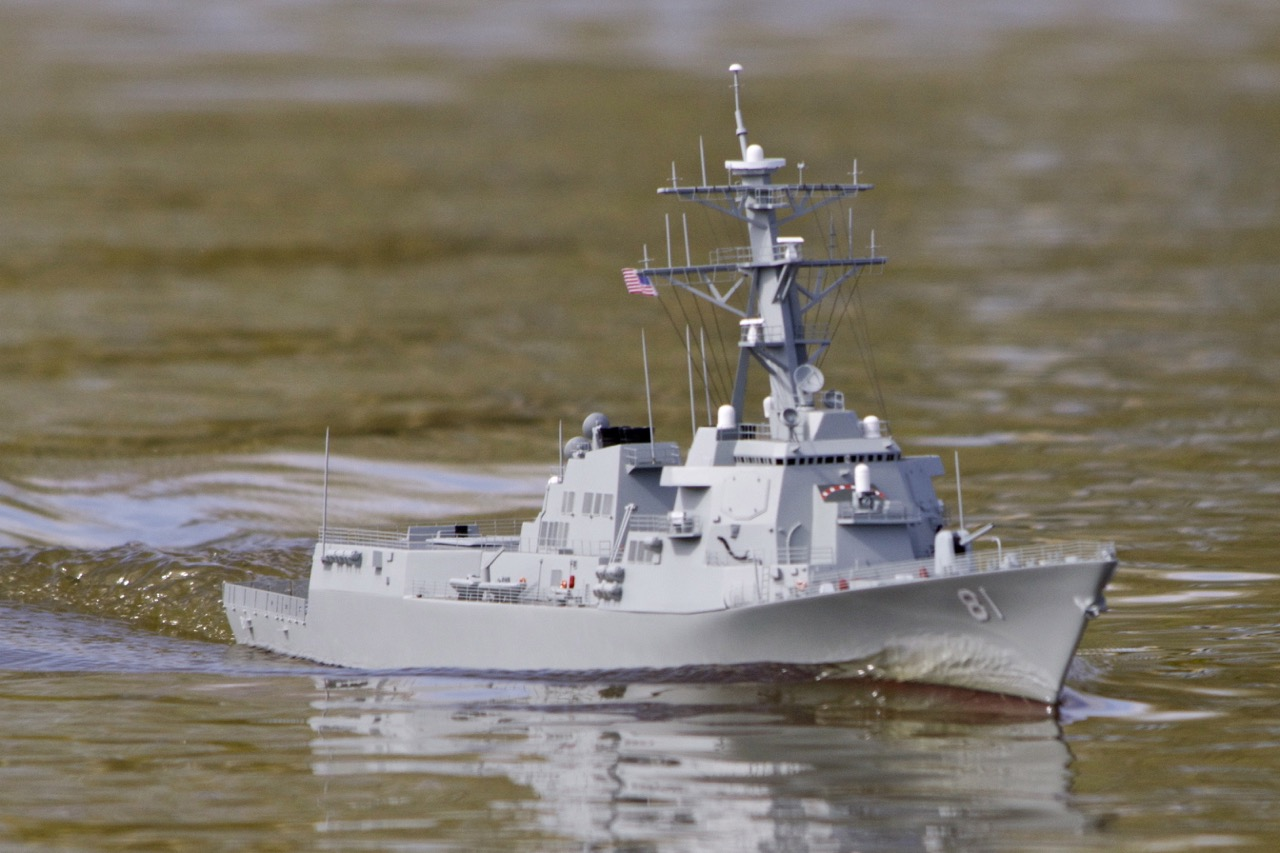 USS Winston S Churchill - David McN-Taylor