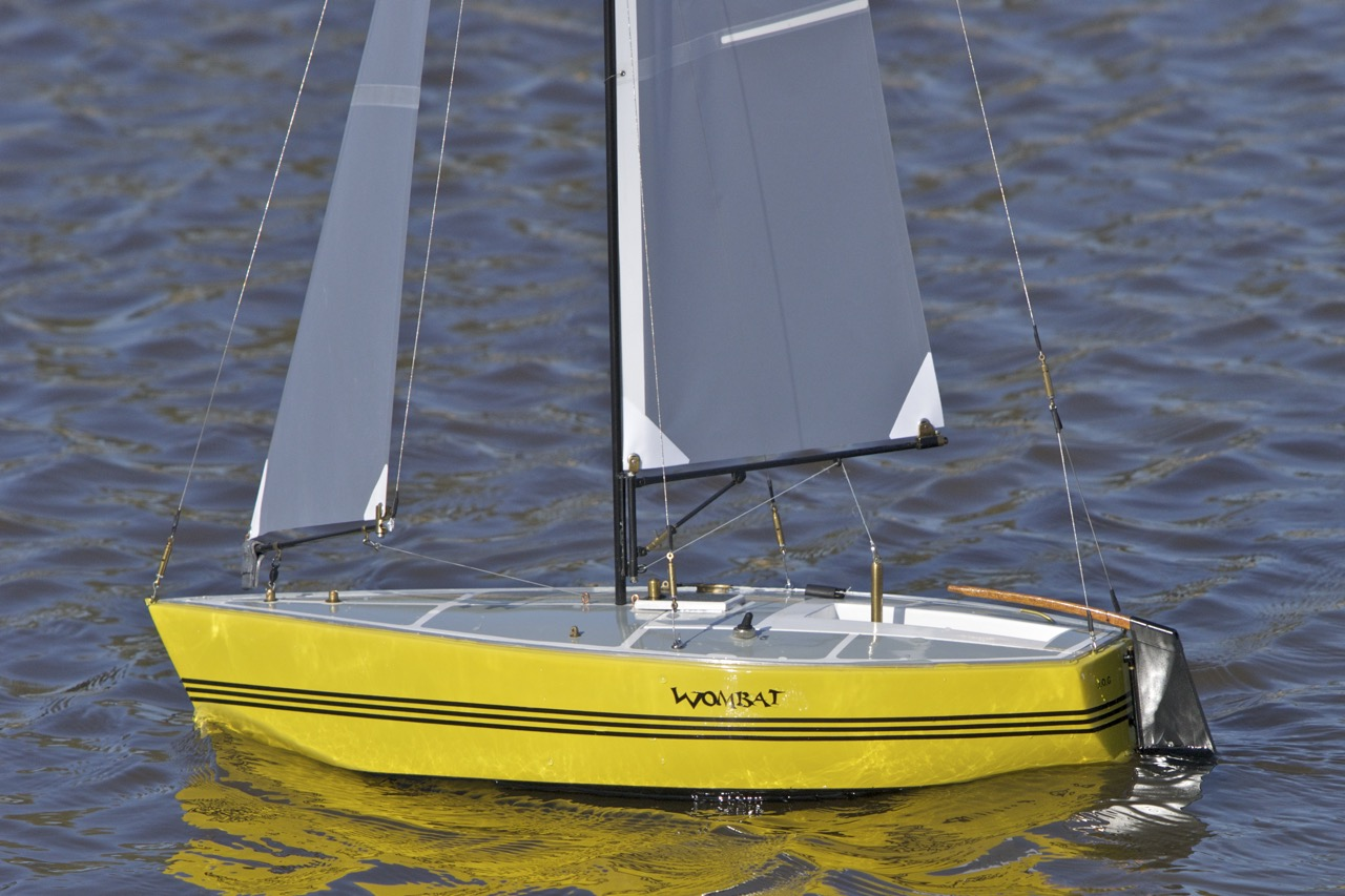 Wombat, racing yacht