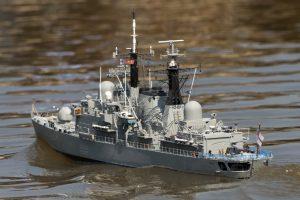 HMS Exeter - Thanasis Kanias