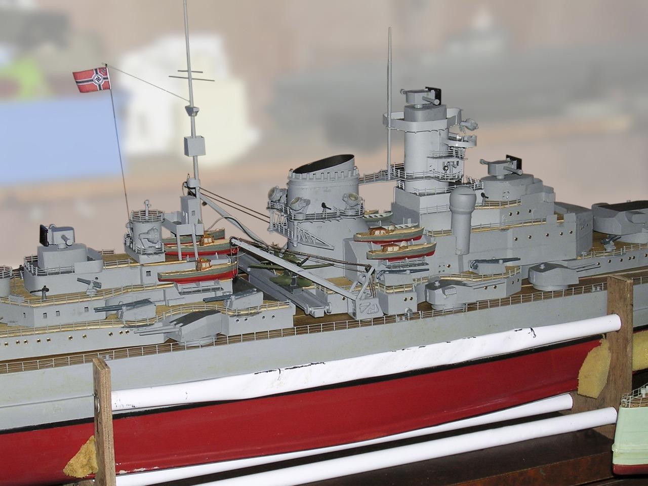KM Bismarck (from Archie Howie)