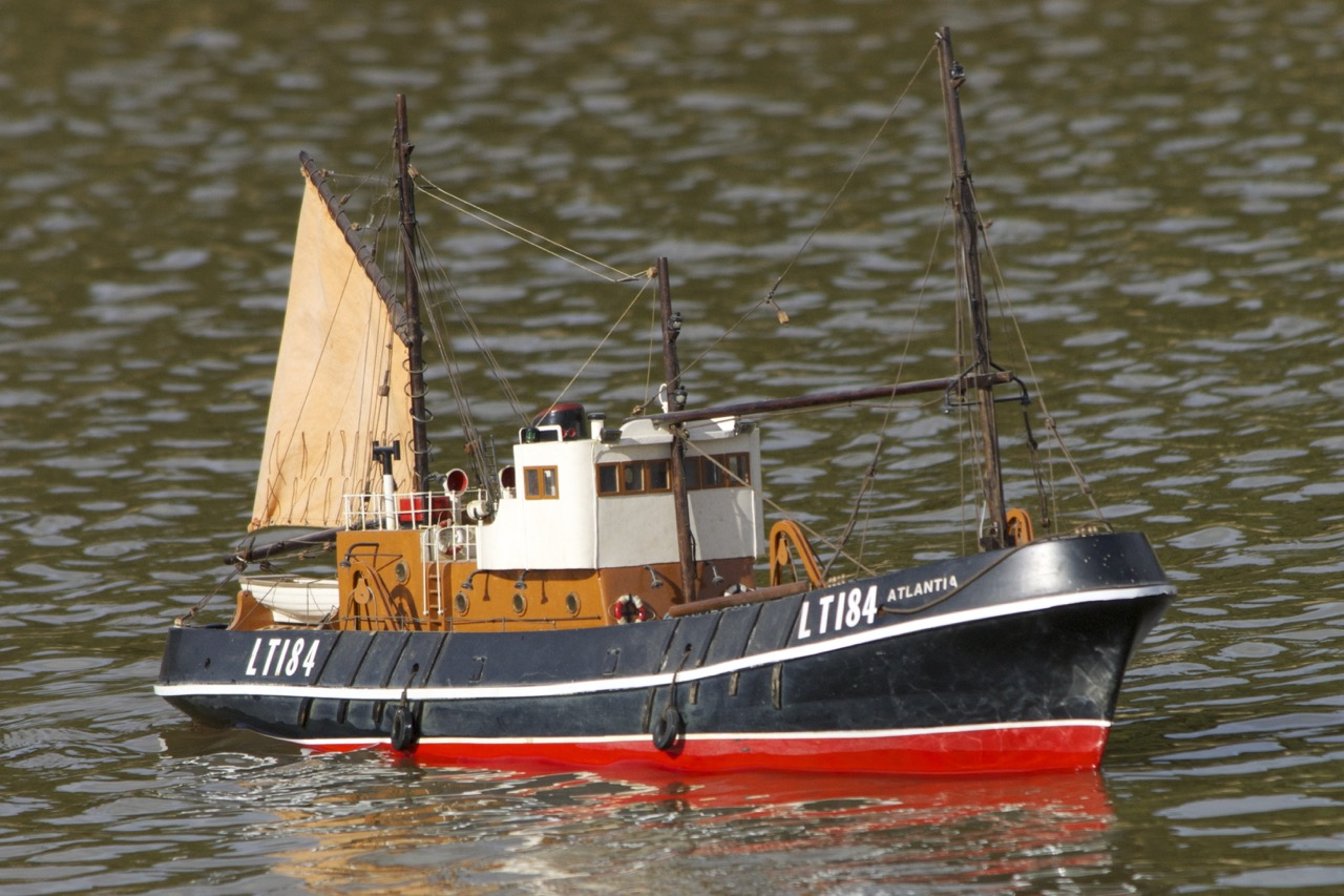 Atlantia, trawler