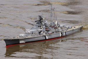 Bismarck, Heavy Cruiser