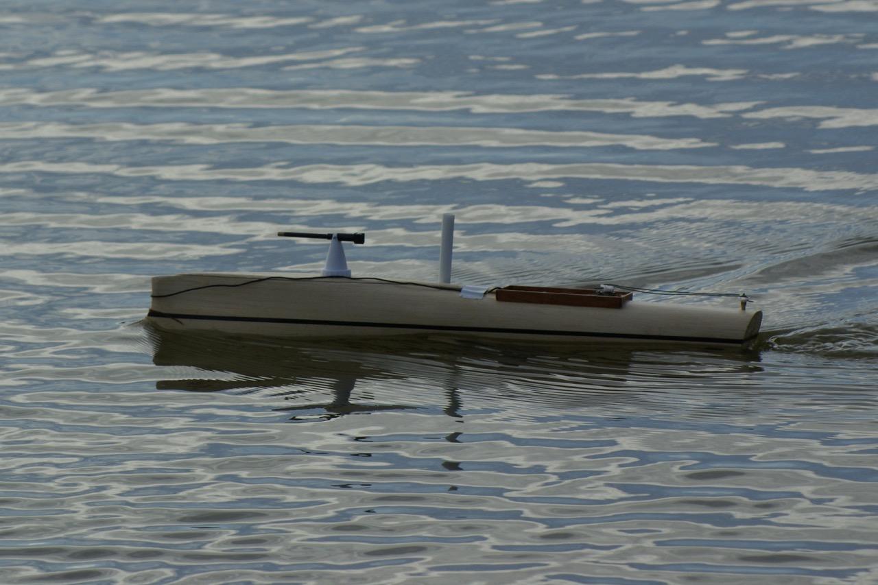 Early Torpedo Boat