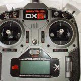 Futaba 2.4 Ghz DXC6i
