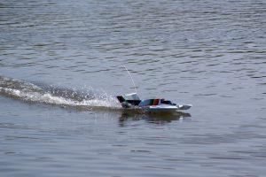 Fast Hydroplane