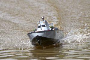 Fast Patrol Boat - Steve French