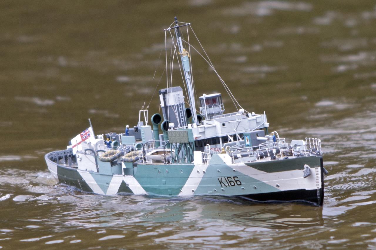 HMCS Snowberry, corvette
