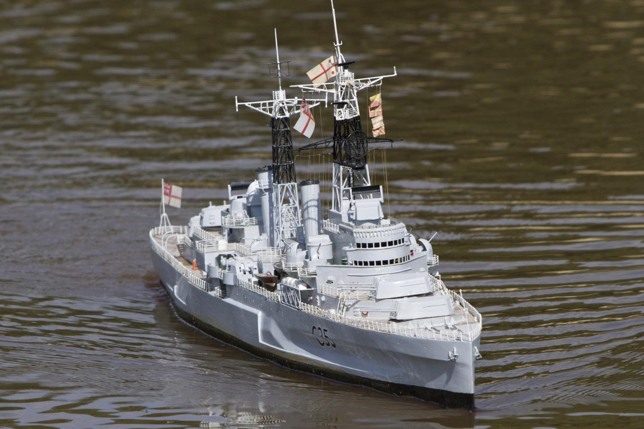 HMS Belfast - Richard Coombs