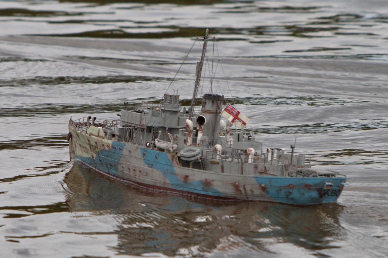 HMS Bluebell, corvette