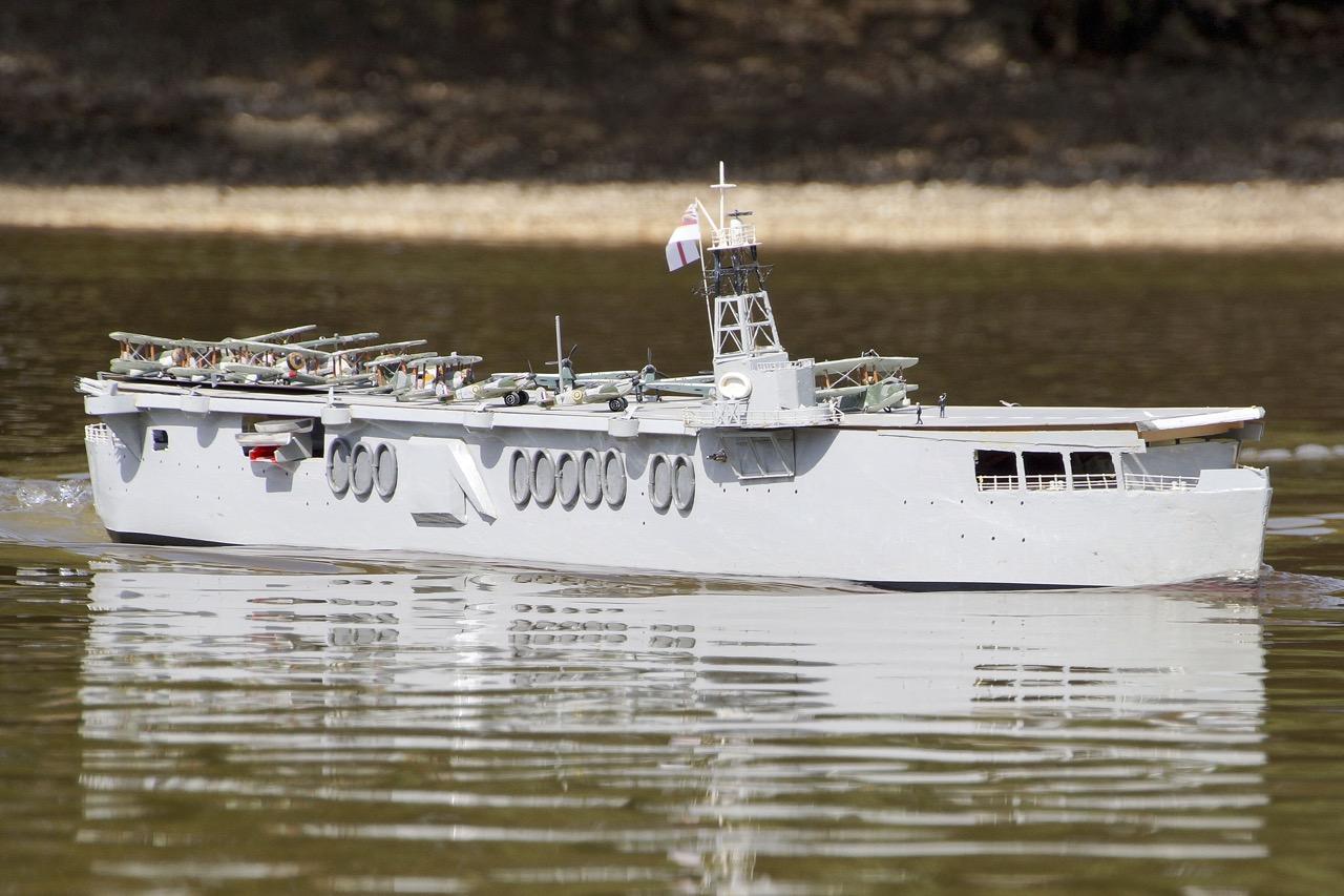 HMS Campania - Richard Coombs