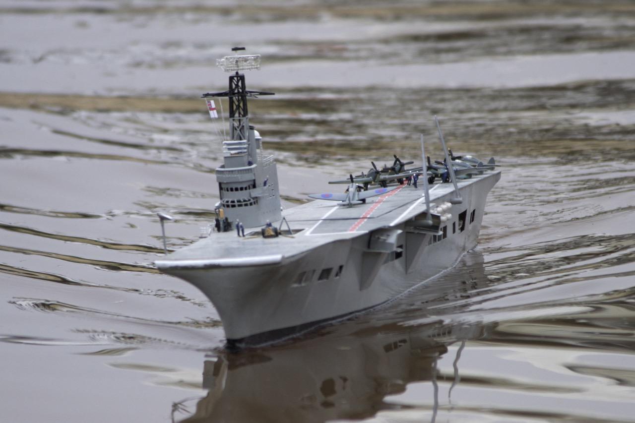 HMS Centaur - Richard Coombs