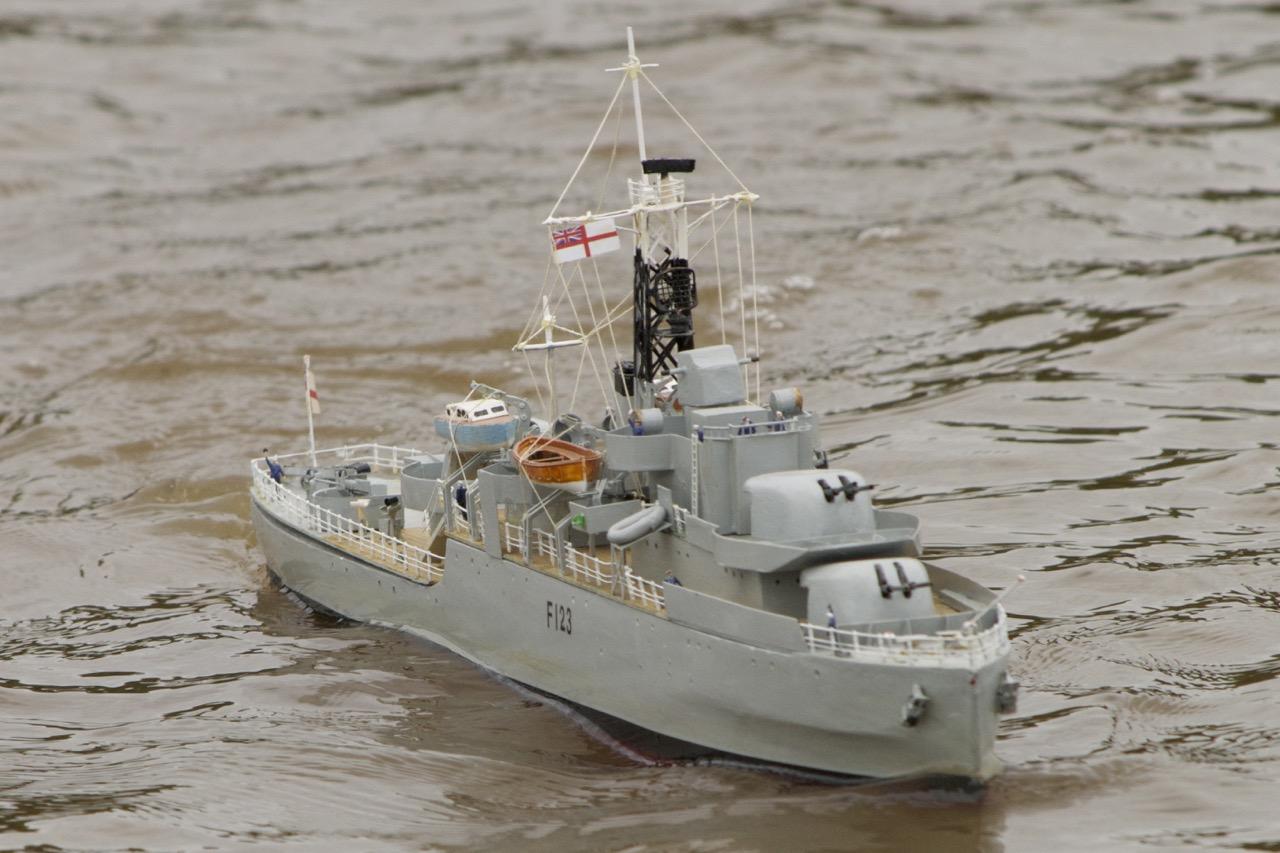 HMS Crane - Richard Coombs