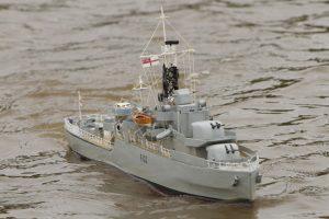 HMS Crane, Sloop/Frigate
