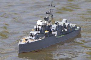 HMS Diamond, Daring class destroyer