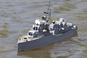 HMS Diamond - Vaughan Jackson