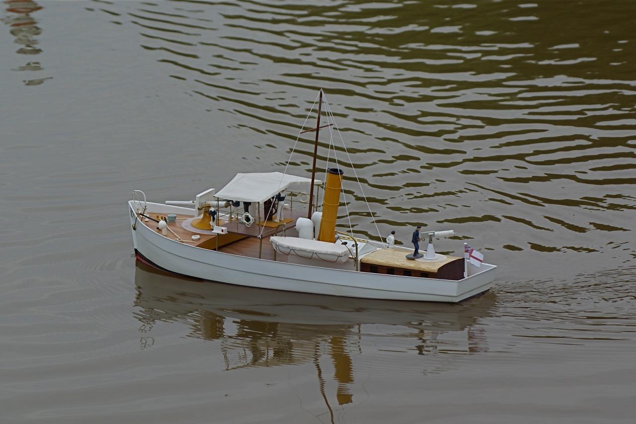 HMS Judson - Tony Crollie