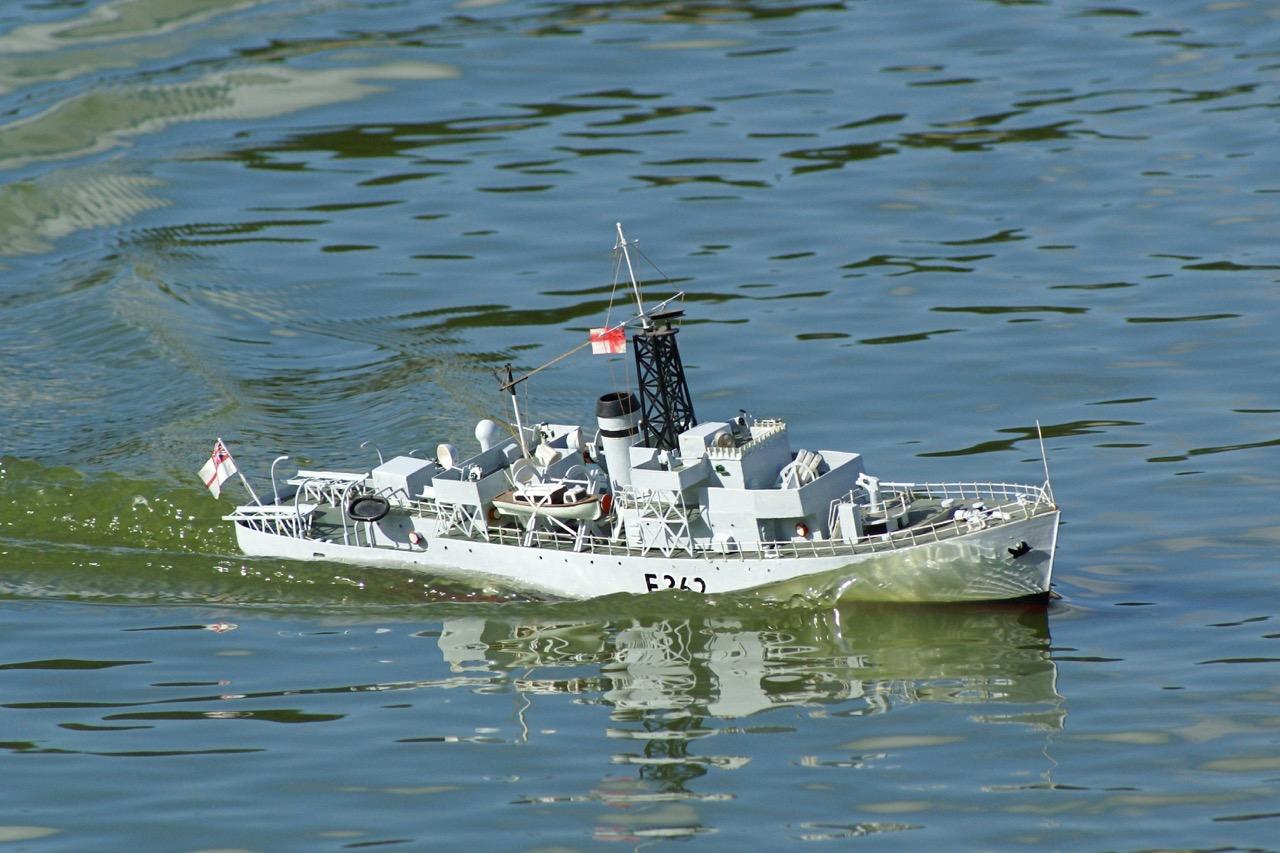 HMS Portchester Castle - R Coombs