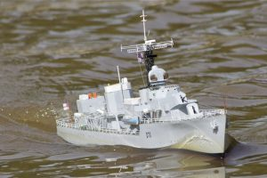 HMS Cavalier - Richard Coombs
