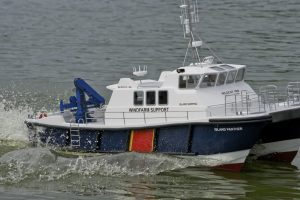 Wind Farm Support Vessel