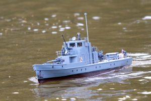 Flak boat - Hans-Ulrich Kuhn
