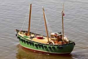 Scottish Fishing Trawler