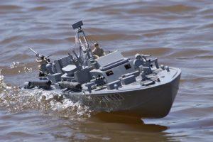 Patrol Torpedo Boat - Ray Hellicar