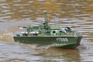 US PT Boat - Ray Hellicar