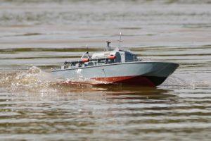 Perkasa, fast patrol boat