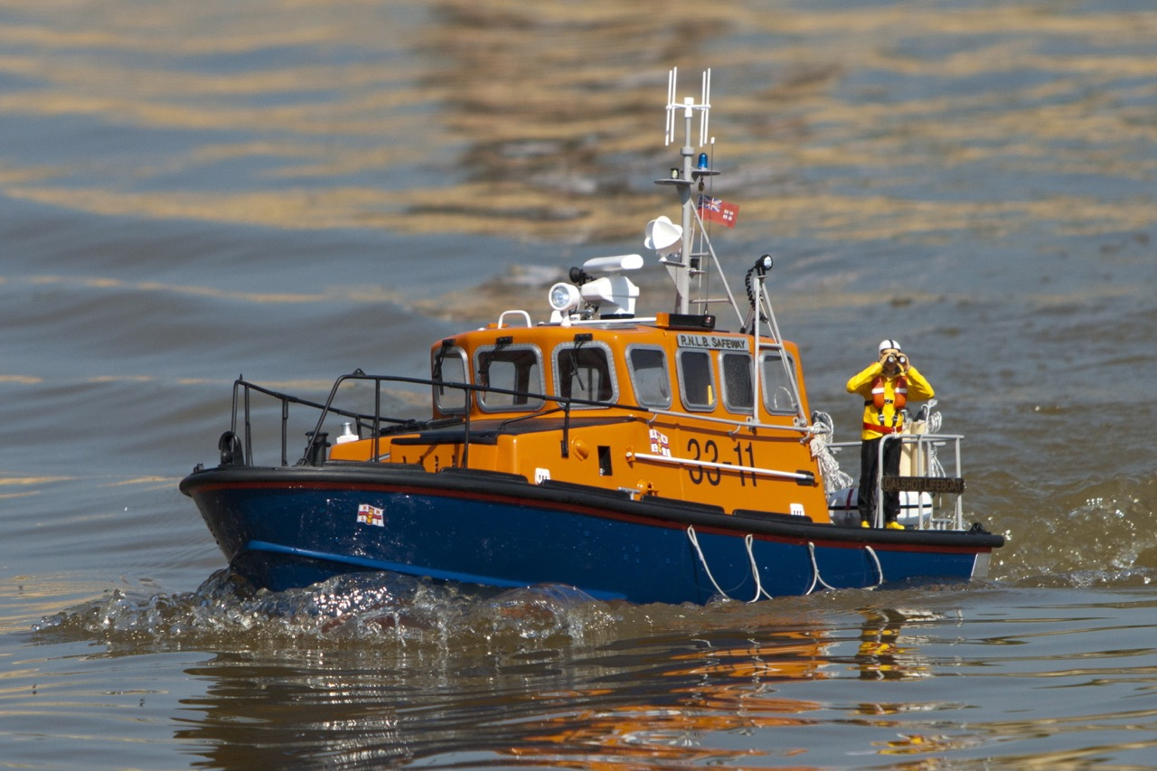 RNLB Safeway - Andy Griggs