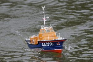 RNLB The Scout - Steve French