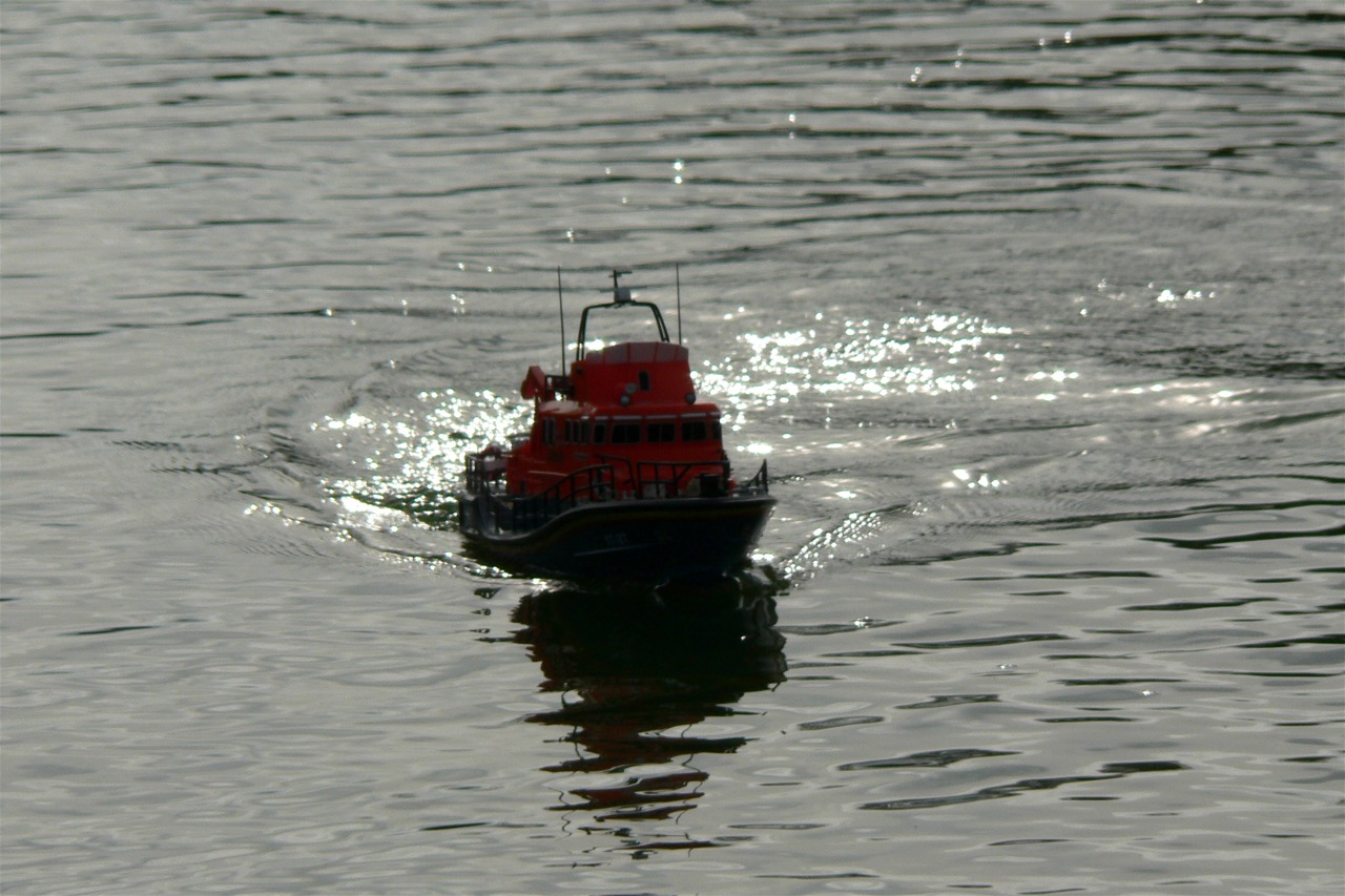RNLB Volunteer Spirit