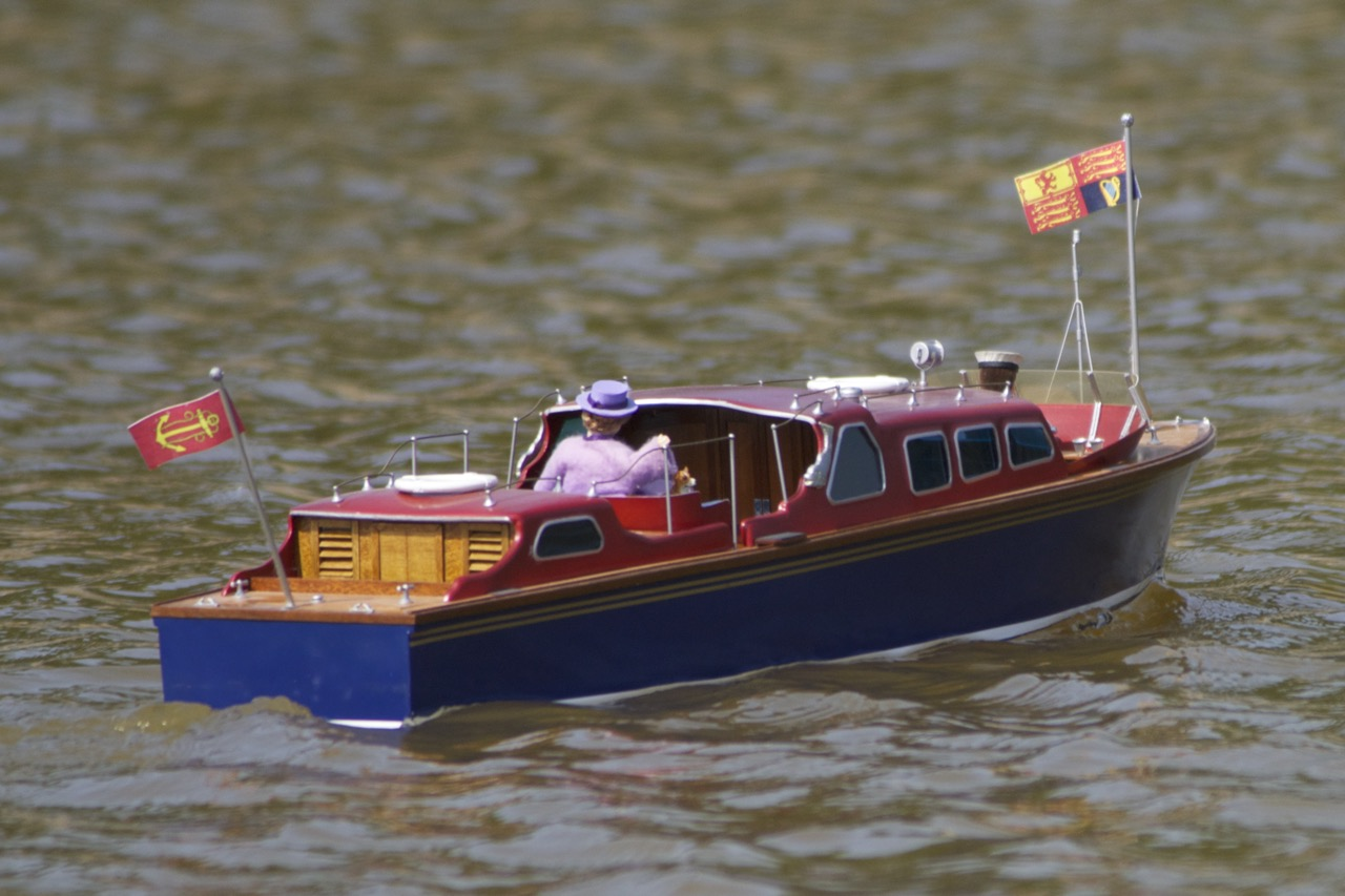 Royal Barge - Brian Cornish