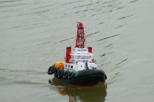 Seaport Toiler IV