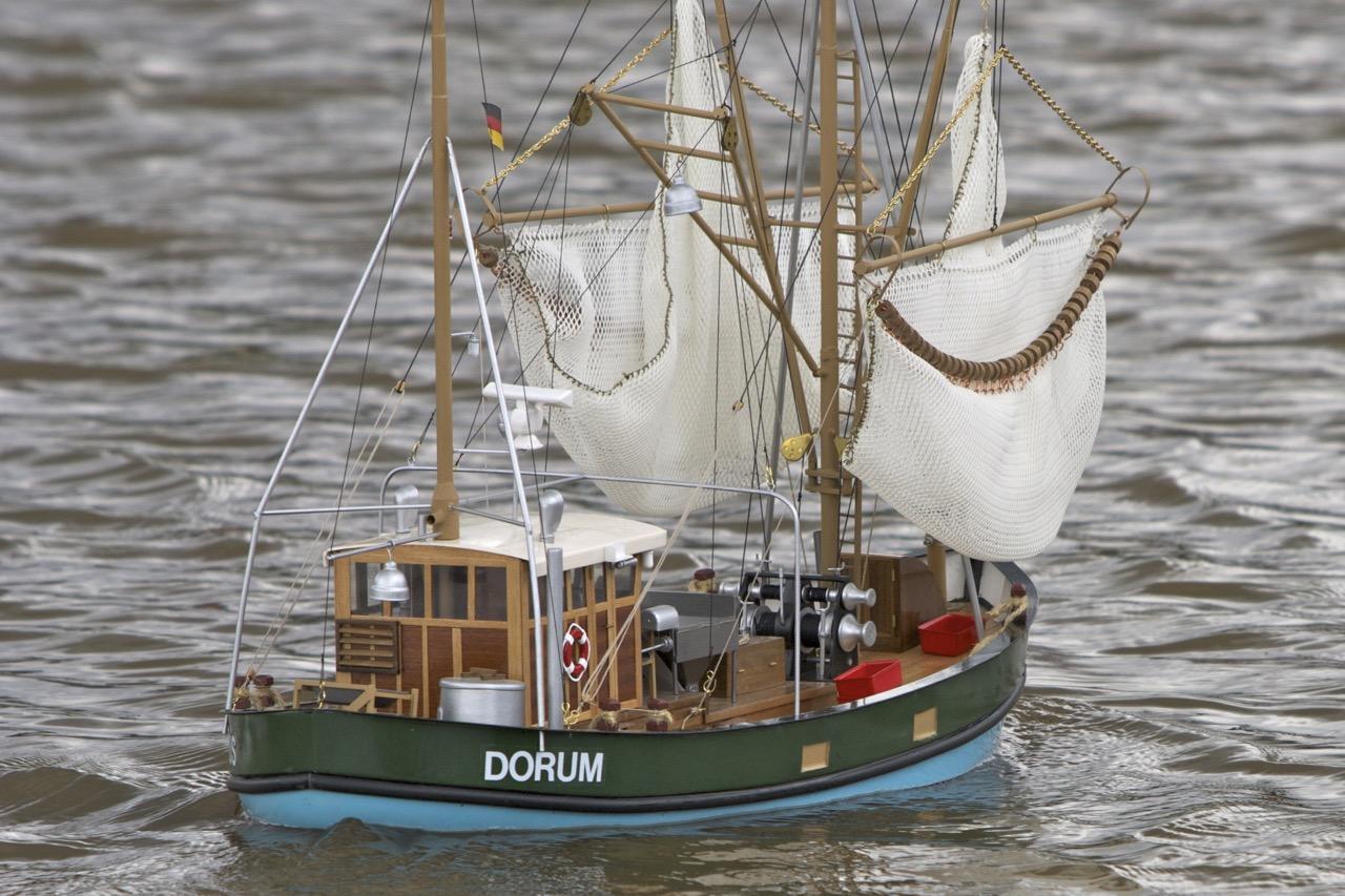 Shrimp boat - John Tybjerg