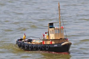 Thor, harbour tug