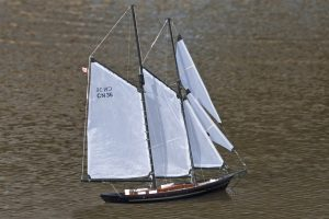 Grand Banks schooner - Ray Hellicar.