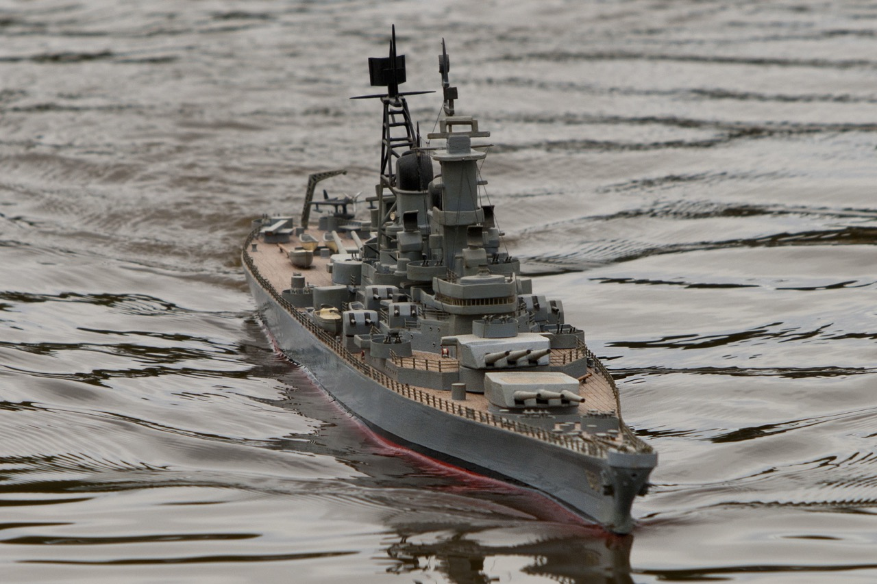 USS Missouri - Vaughan Jackson