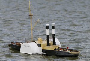 Uncle Sam, harbour tug