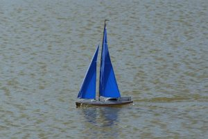 Blue Sailed Micro Magic