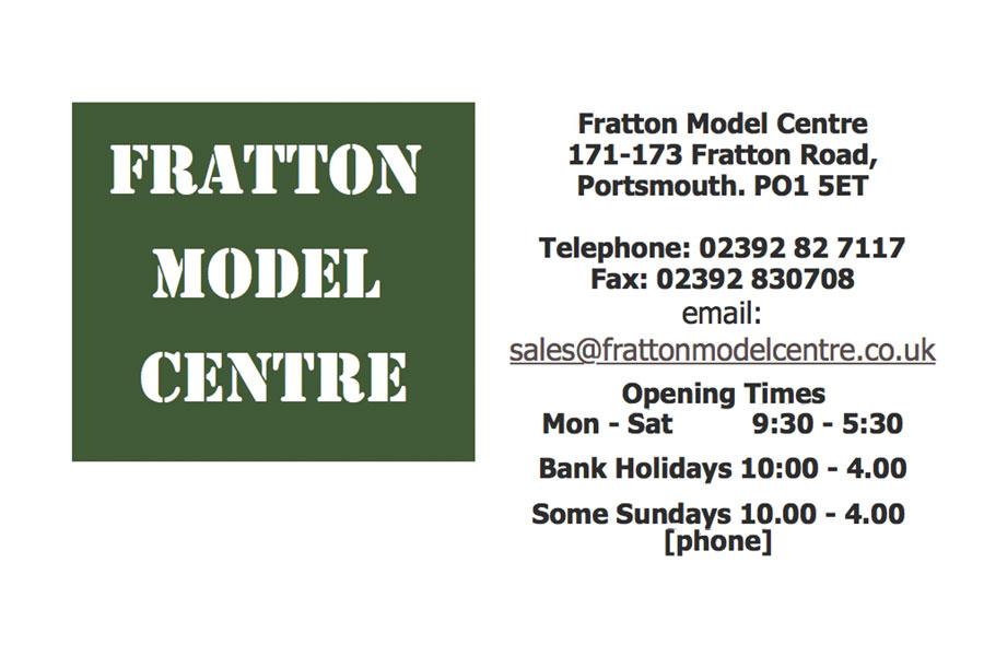 Fratton Model Centre