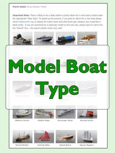 Click for Boat type Index