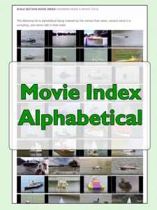 Click for Movies List