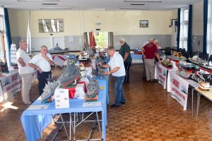 Annual Exhibition Saturday 2nd Sept. Entries Please