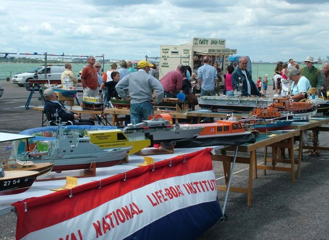 Calshot Lifeboat Day 2008