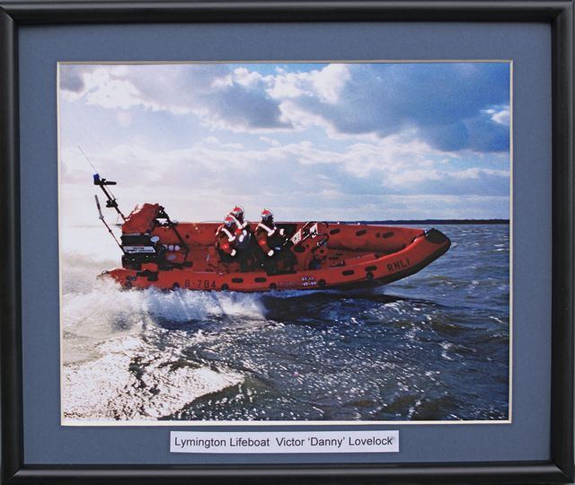 Lymington Lifeboat Day 2008