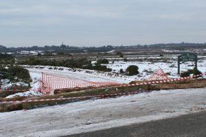 Road Closed (Dec 2010)